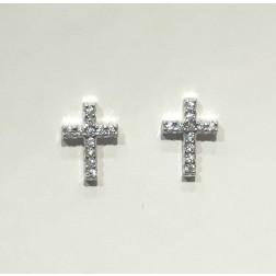 Orecchini Croce